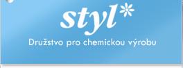 logo firmy STYL-DRUŽSTVO PRO CHEMICKOU VÝROBU A SLUŽBY