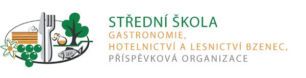 logo firmy Støední škola gastronomie, hotelnictví a lesnictví Bzenec, pøíspìvková organizace