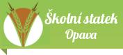 logo firmy Školní statek, Opava