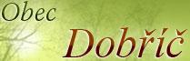 logo firmy Obecní úøad Dobøíè