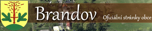 logo firmy Obec Brandov