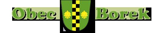 logo firmy Obec Borek