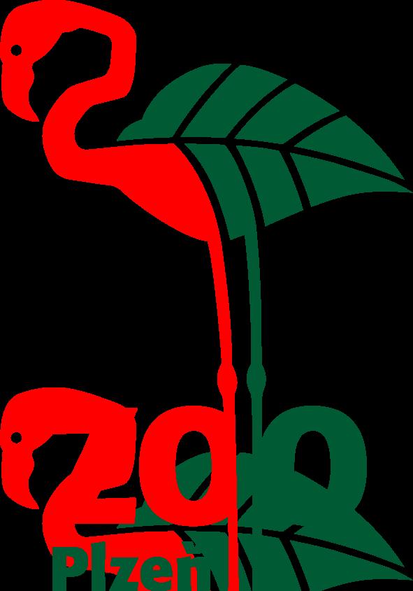 logo firmy Zoologická a botanická zahrada mìsta Plznì, pøíspìvková organizace