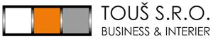 logo firmy Business&interier Touš s. r. o.