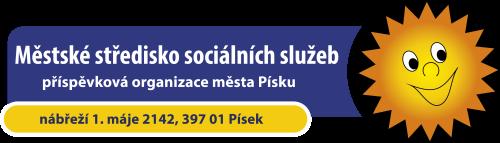 logo firmy MĚSTSKÉ STŘEDISKO SOCIÁLNÍCH SLUŽEB