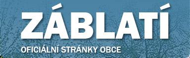 logo firmy OBEC Záblatí