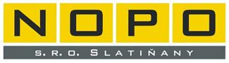 logo firmy NOPO, spol. s r.o.