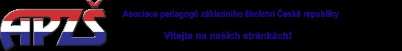 logo firmy Asociace pedagogù základního školství Èeské republiky, o.p.s.
