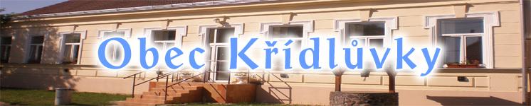 logo firmy Obec Křídlůvky
