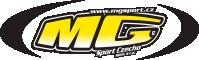 logo firmy MG sport Czecho s.r.o.