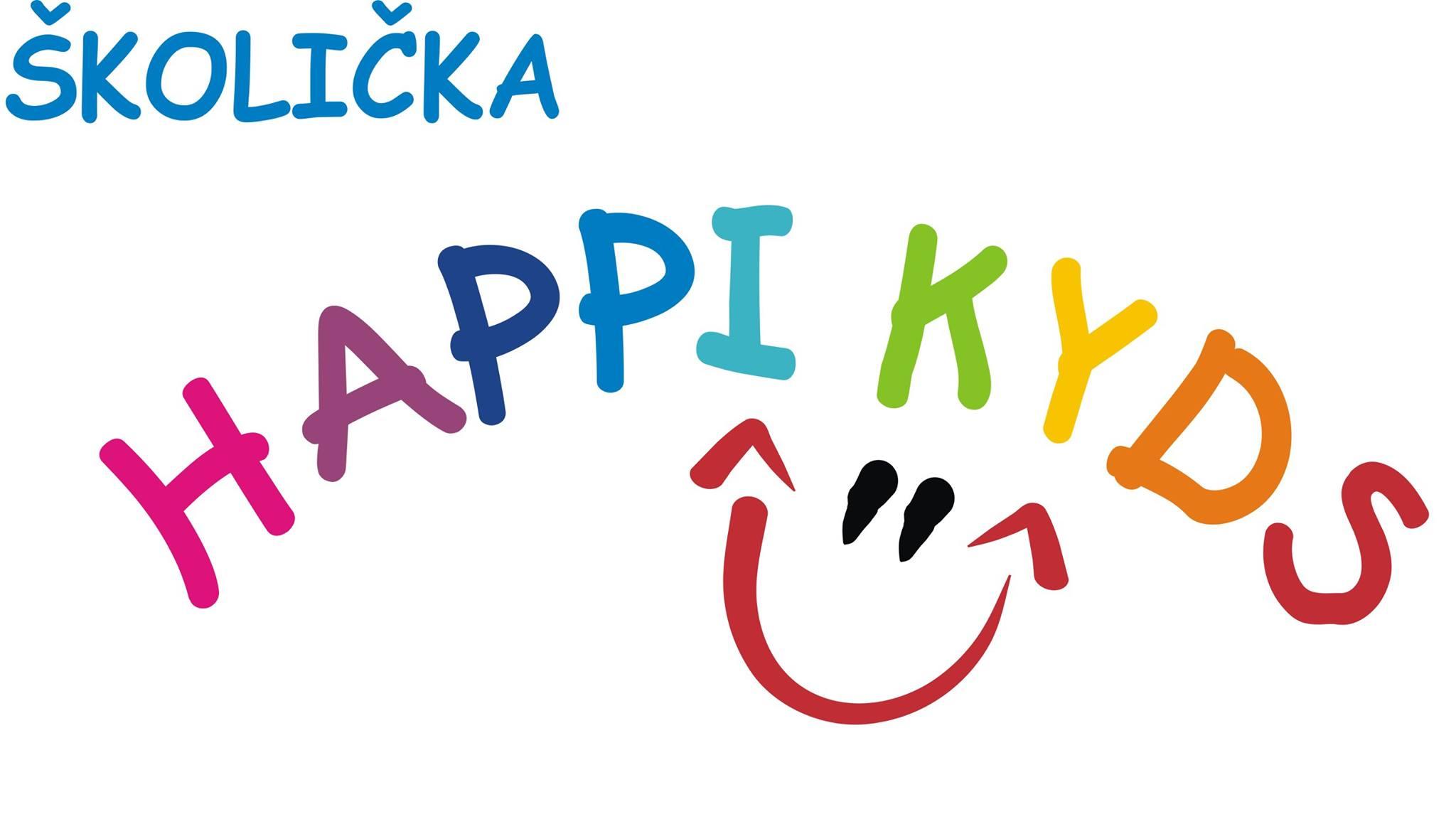 logo firmy Školièka HAPPi KyDS (Bc. Lucie Šimkù)