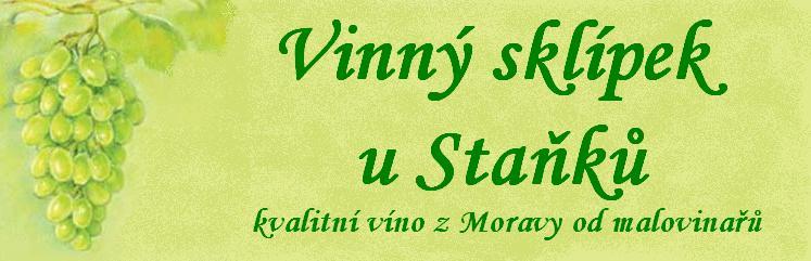 logo firmy Vinný sklípek u Staòkù