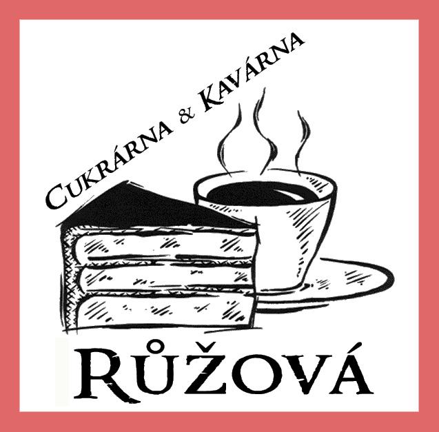 logo firmy RŮŽOVÁ Cukrárna & Kavárna