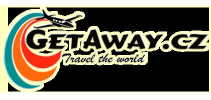 logo firmy GetAway - cestovní agentura