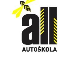 logo firmy Autoškola All
