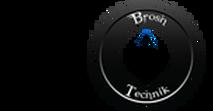 logo firmy BROSH TECHNIK - NAVIJÁRNA MOTORŮ