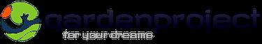 logo firmy Gardenproject