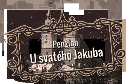 logo firmy PENZION U SVATÉHO JAKUBA