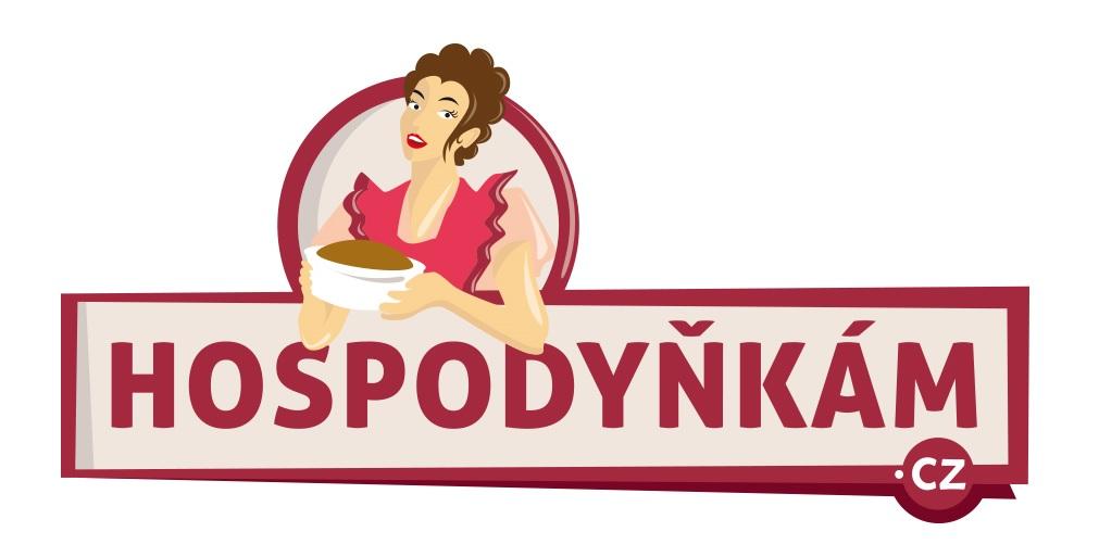 logo firmy Hospodyňkám.cz