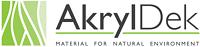 logo firmy AkrylDek s.r.o.