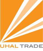 logo firmy UHAL TRADE CZ s.r.o.