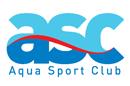 logo firmy Aqua Sport Club s.r.o.