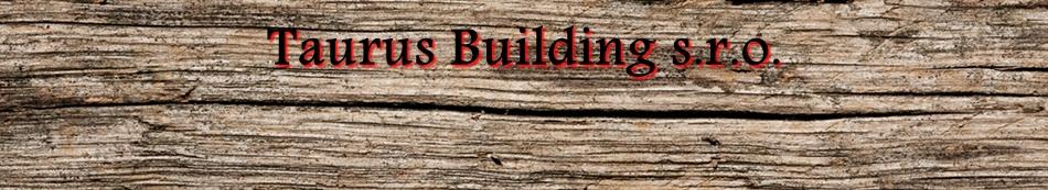 logo firmy Taurus Building s.r.o.