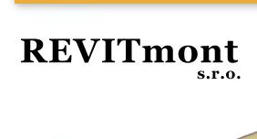 logo firmy REVITmont s.r.o.