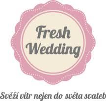 logo firmy Fresh wedding - Svatební agentura