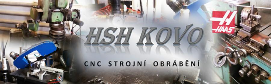 logo firmy HSH KOVO