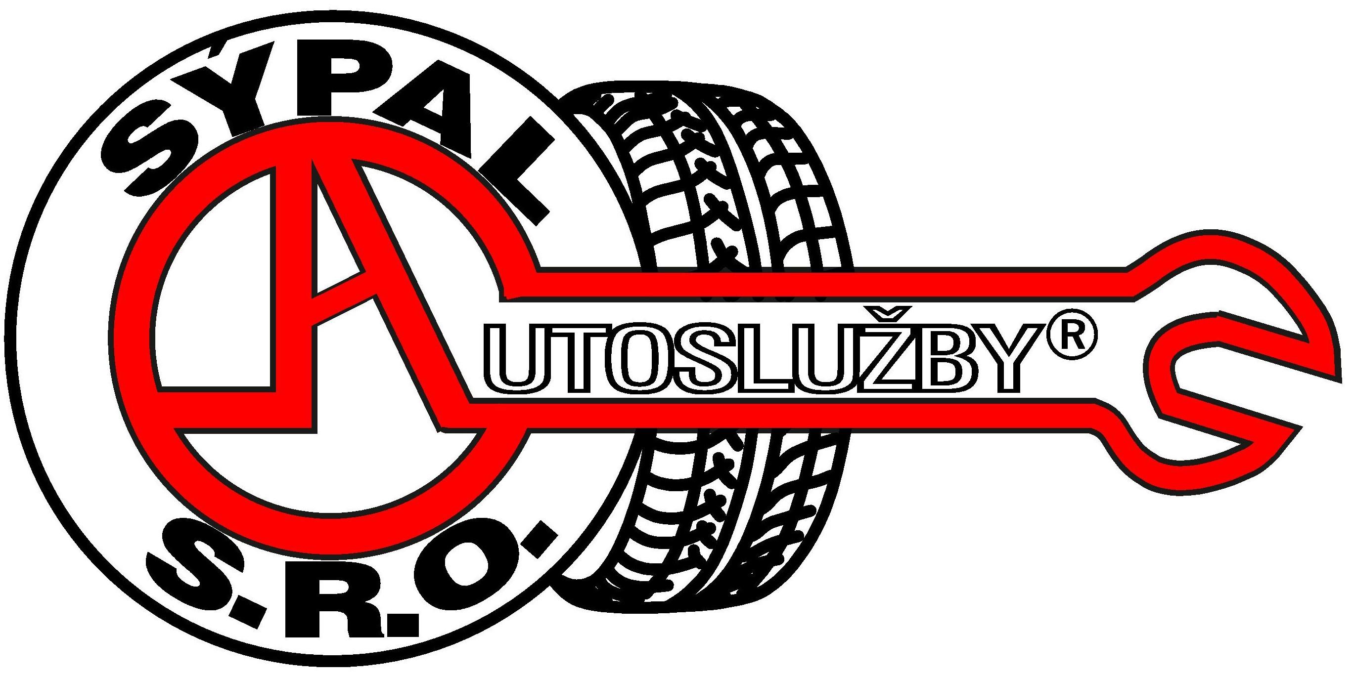 logo firmy AUTOSLUŽBY-SÝPAL s.r.o.