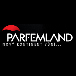 logo firmy Parfemland.cz