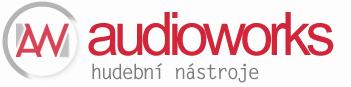 logo firmy AUDIOWORKS MUSIC s.r.o.