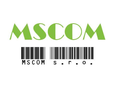 logo firmy MSCOM s.r.o.