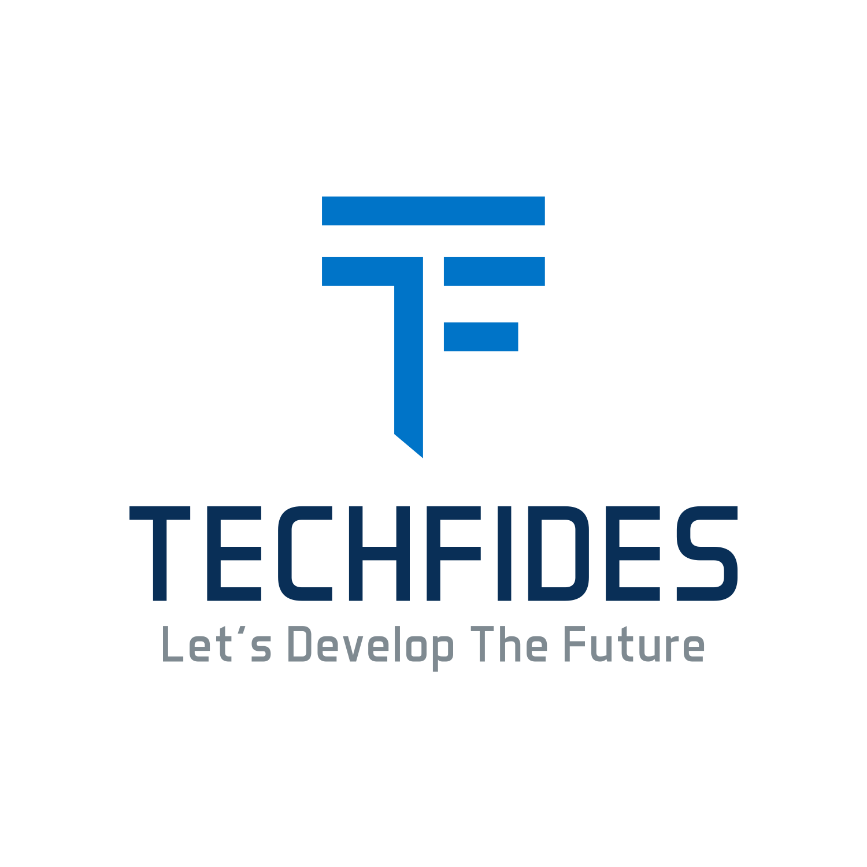 logo firmy TechFides Solutions s.r.o.