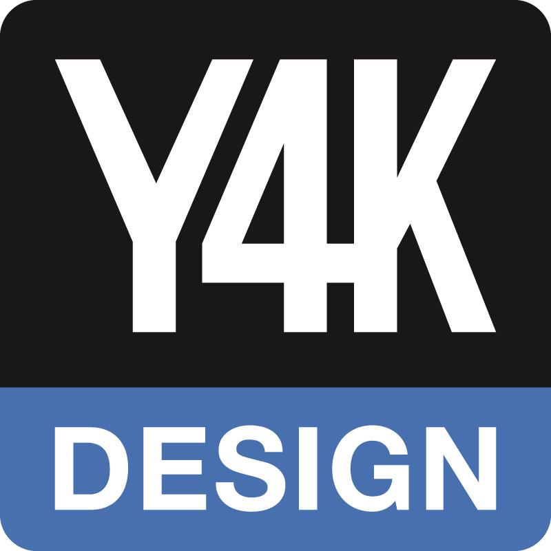 logo firmy Y4K Design, s.r.o.