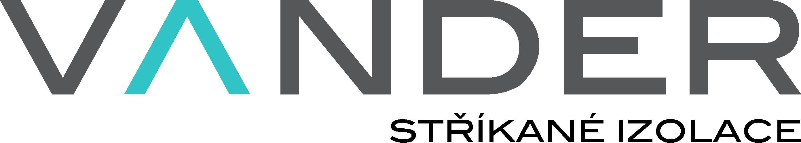 logo firmy Vander-støíkané izolace
