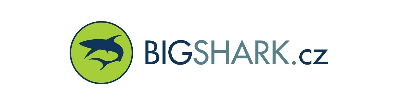 logo firmy Bigshark.cz