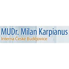 logo firmy Interní ordinace v Èeských Budìjovicích, MUDr. Karpianus Milan