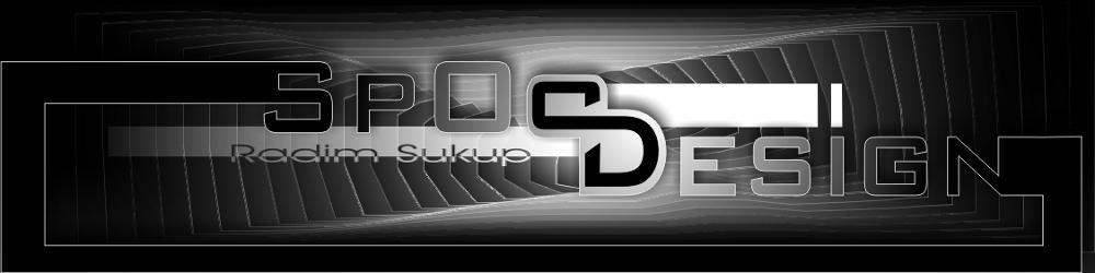 logo firmy Radim Sukup - Spoo Design