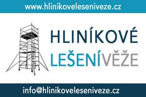 logo firmy HlinikovéLešeníVěže