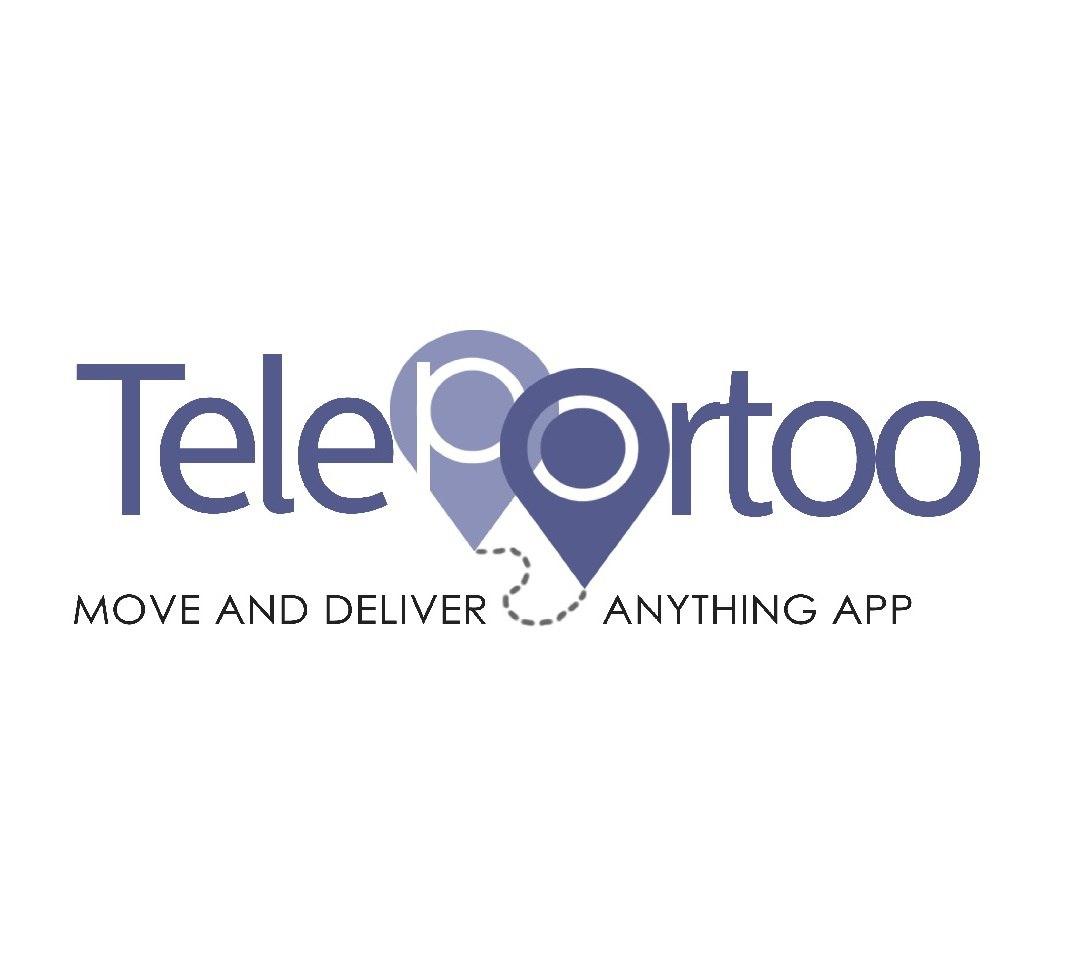 logo firmy Teleportoo