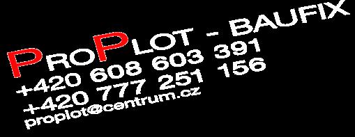 logo firmy BAUFIX s.r.o.