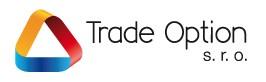 logo firmy Trade Option s.r.o.