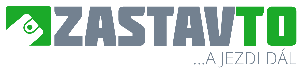 logo firmy Autozastavárna Praha - Zástavárna aut