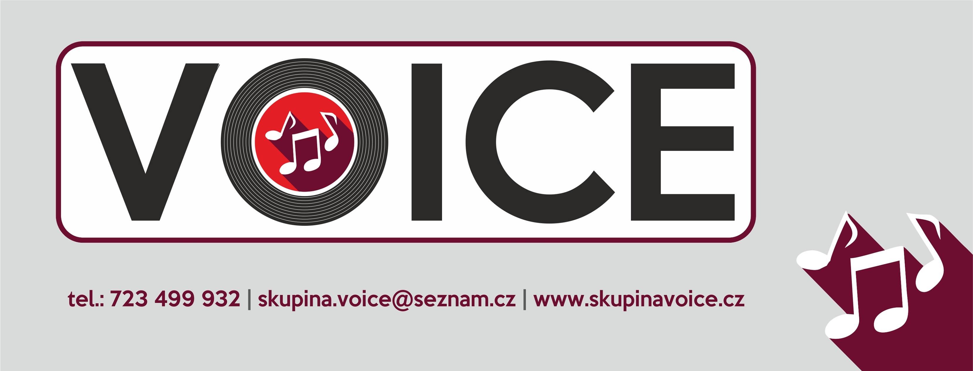 logo firmy Hudební skupina VOICE