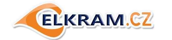 logo firmy ELKRAM.CZ - PRODEJNA A ESHOP