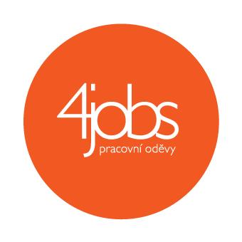 logo firmy 4 Jobs, s.r.o. - pracovní oděvy