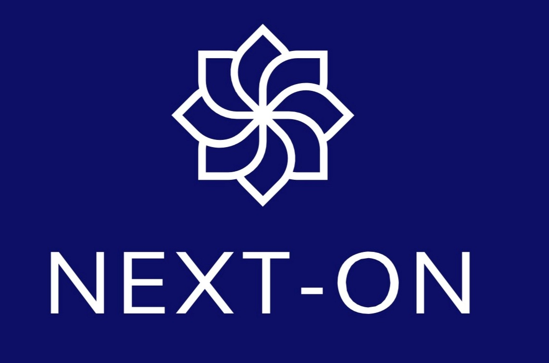 logo firmy NEXT-ON GROUP a.s.