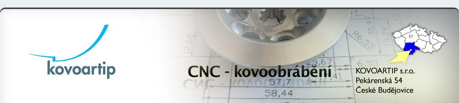 logo firmy KOVOARTIP s.r.o.